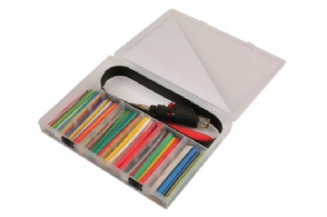 6076 Torch with Heat Shrink Tubing Set 162pc